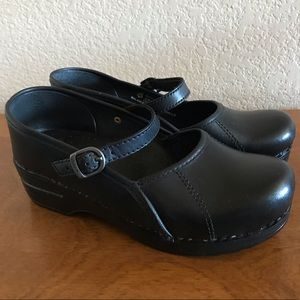 Dansko Marcelle Mary Jane clogs